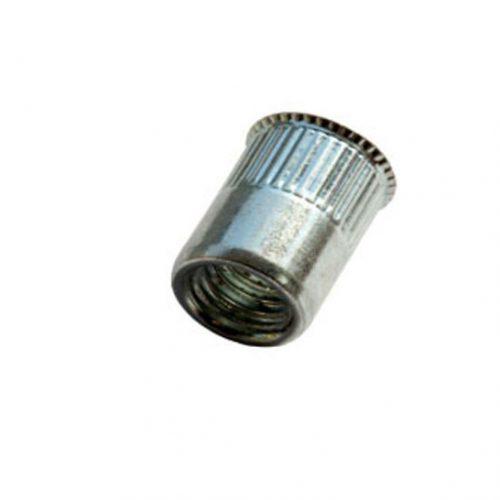blindklinkmoer aluminium klein verzonken kop