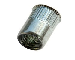 Aluminium gekarteld / open type
